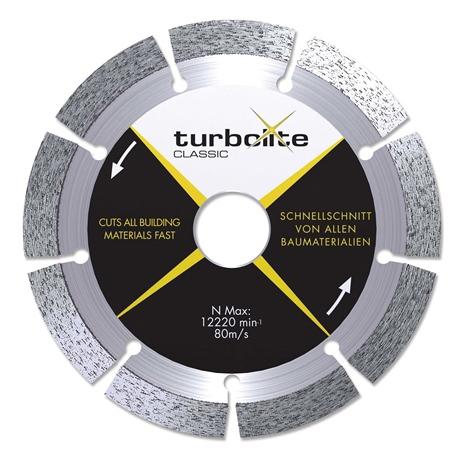 Diamantblad gesegmenteerd 125x22,2mm Turbolite Classic-0