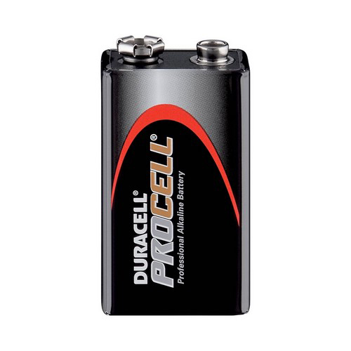 Batterij Duracell Procell 9V