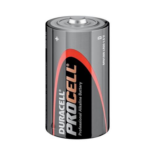 Batterij Duracell Procell D