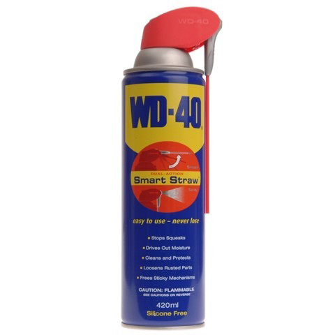 WD-40 spray Smart Straw spuitbus