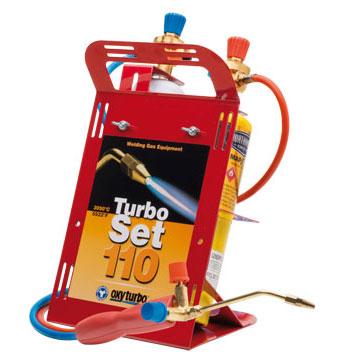 Hardsoldeerset Turbo set 110 complete set-0
