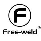 Free-weld