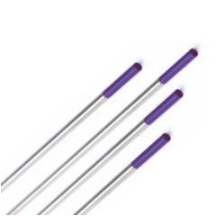 Binzel wolfraam elektroden 2,4mm kleur paars