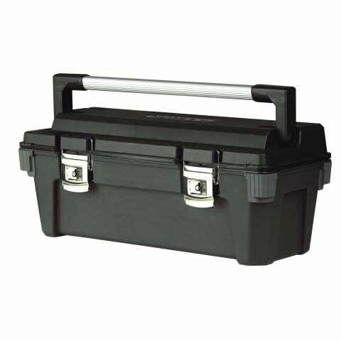 Gereedschapskoffer Stanley Professioneel aluminium 66cm | 1-92-258-0