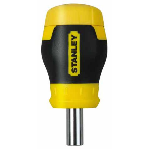 Schroevendraaier Stanley multibit stubby | 0-66-357-0