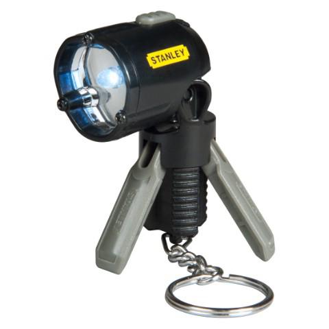 Sleutelhanger Stanley MaxLife mini zaklamp led drievoet | 0-95-113-0