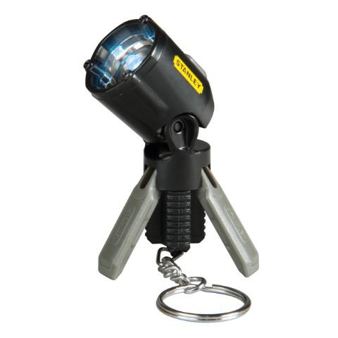 Sleutelhanger Stanley MaxLife mini zaklamp led drievoet | 0-95-113-6711