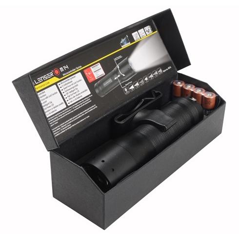 Zaklamp Led Lenser M14 Multi-Function zwart -9243