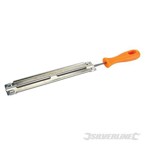 Kettingzaag vijl 4,8mm in vijlgeleider-0