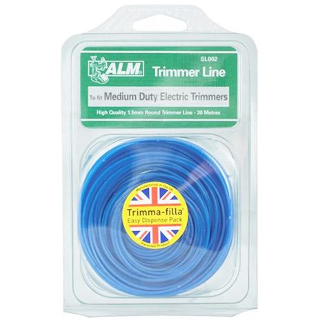 Maaidraad trimmer ALM SL002 1.5 mm x 30 m-0