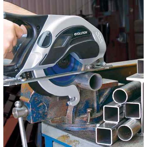 Evolution EVO180 cirkelzaag 180mm voor metaal-10727