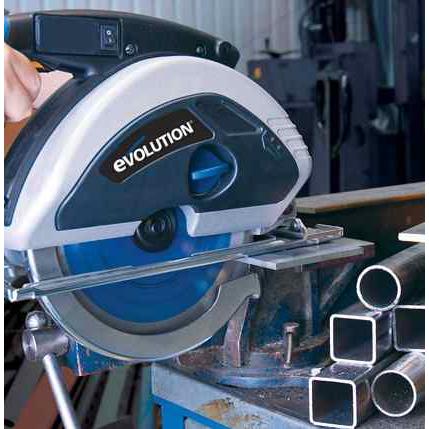 Evolution EVO230 cirkelzaag 230mm voor metaal-10719